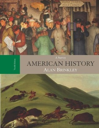 American History by Alan Brinkley
