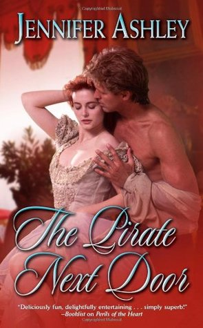 The Pirate Next Door by Jennifer Ashley