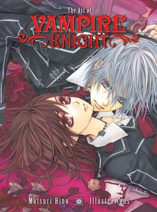 The Art of Vampire Knight by Matsuri Hino