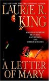 A Letter of Mary by Laurie R. King