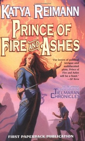 Prince of Fire and Ashes by Katya Reimann
