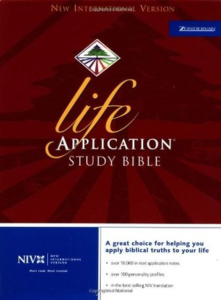 Life Application Study Bible by Anonymous