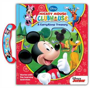 Mickey Mouse Clubhouse: A CarryAlong Treasury