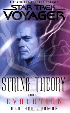 Download free Evolution (Star Trek Voyager: String Theory #3) by Heather Jarman CHM