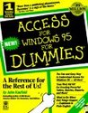 Access for Windows 95 for Dummies (For Dummies (Computer/Tech))