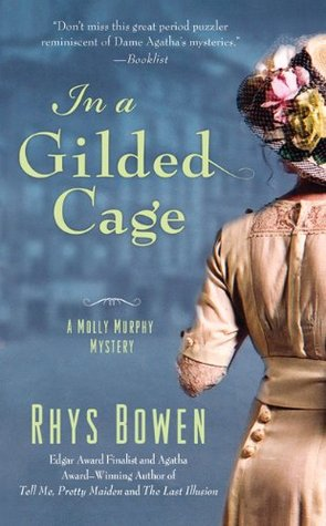 In a Gilded Cage (Molly Murphy Mysteries, #8)