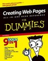 Creating Web Pages All-in-One Desk Reference For Dummies (For Dummies (Computers))