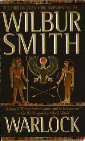 Warlock: A Novel of Ancient Egypt (Ancient Egypt, #3)