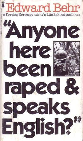 Anyone here been raped & speaks English? by Edward Samuel Behr