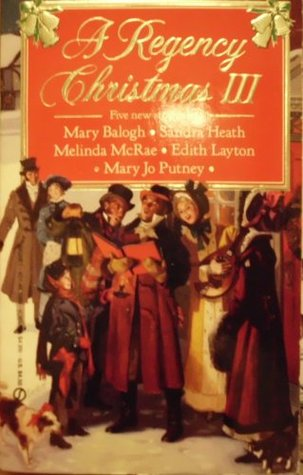 A Regency Christmas III by Mary Balogh