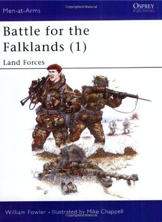 Battle for the Falklands (1) by Will Fowler