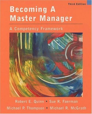 Becoming A Master Manager: A Competency Framework