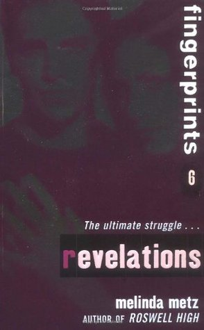 Revelations by Melinda Metz