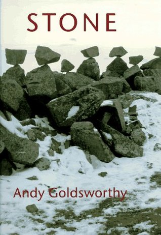 Stone by Andy Goldsworthy