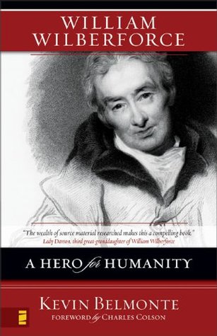 William Wilberforce by Kevin Belmonte