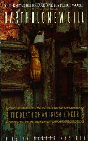 The Death of an Irish Tinker (Peter McGarr, #13)