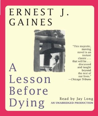 essays on the book a lesson before dying A lesson before dying essay review of a lesson before dying one of the main differences i realized in the book and the movie was how much less descriptive the movie was at first, i did not like how much the novel would describe a certain place.