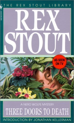 Three Doors to Death by Rex Stout