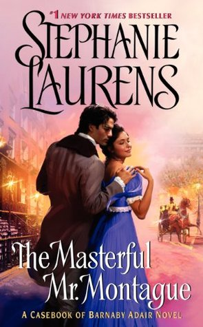 Review The Masterful Mr. Montague (Casebook of Barnaby Adair #2) CHM by Stephanie Laurens