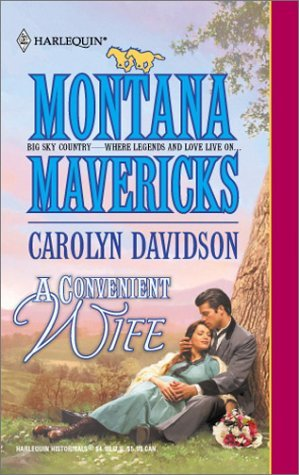 A Convenient Wife by Carolyn Davidson