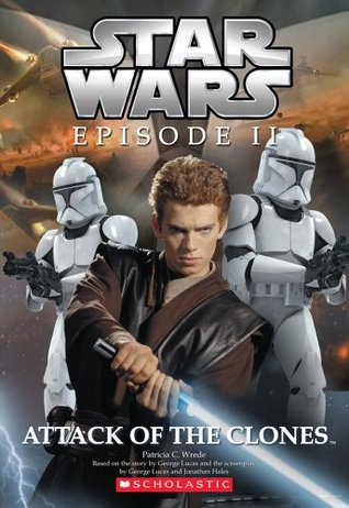 Free Download Star Wars Episode II: Attack of the Clones: Novelization (Star Wars) FB2