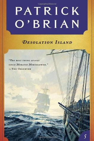 Desolation Island by Patrick O'Brian