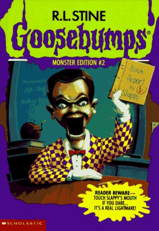 Goosebumps Monster Edition #2 by R.L. Stine