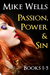 Passion, Power & Sin - Books 1-5