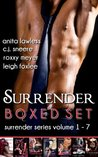 Surrender Boxed Set (Surrender, Volume 1-7)