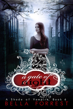 A Shade of Vampire 6 - A Gate of Night - Bella Forrest