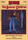 The Mystery on Stage (The Boxcar Children, #43)