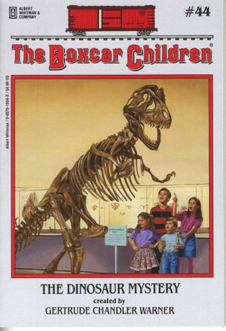 The Dinosaur Mystery by Gertrude Chandler Warner