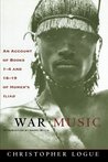 War Music: An Account of Books 1-4 and 16-19 of Homer's Iliad