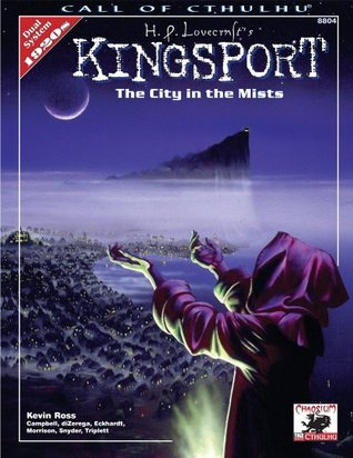 H.P. Lovecraft's Kingsport by Kevin Ross