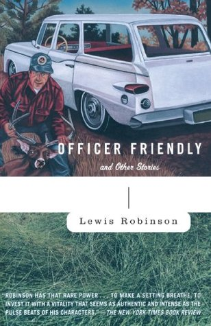 Officer Friendly by Lewis Robinson