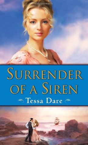 Surrender of a Siren (The Wanton Dairymaid Trilogy, #2)