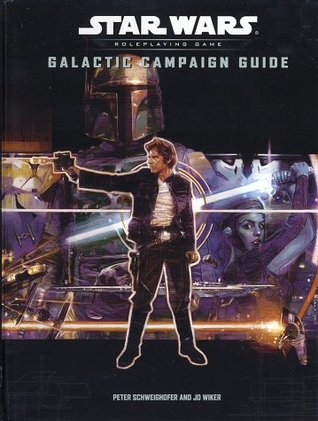 Galactic Campaign Guide Star Wars Roleplaying Game