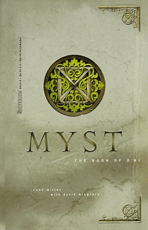 The Book of D'ni (Myst, #3)