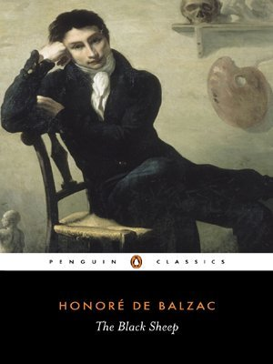 The Black Sheep by Honoré de Balzac
