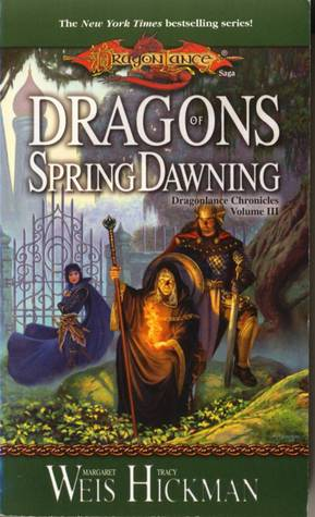 Download Dragons of Spring Dawning (Dragonlance: Chronicles #3) by Margaret Weis, Tracy Hickman RTF
