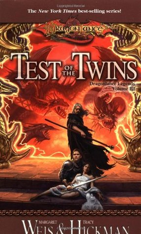 Get Test of the Twins (Dragonlance: Legends #3) PDF by Margaret Weis, Tracy Hickman