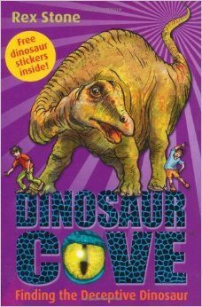 Finding The Deceptive Dinosaur (Dinosaur Cove #11)