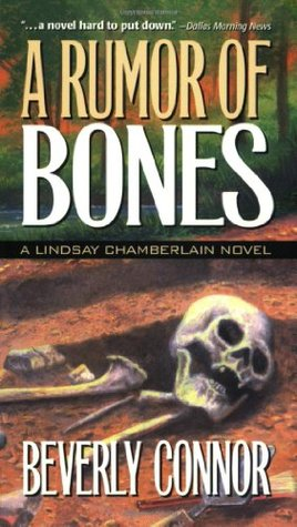 A Rumor Of Bones by Beverly Connor