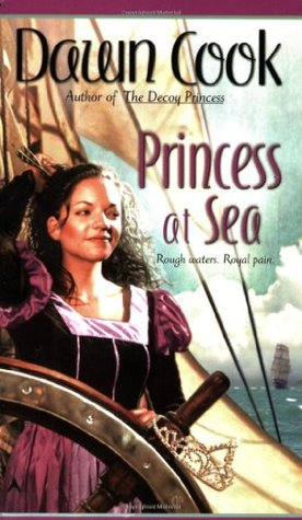 Princess at Sea by Dawn Cook