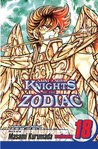 Knights of the Zodiac, Vol. 18: The End of the Azure Waves