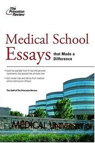 Medical school essays – Get expert help with our medical