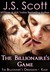 The Billionaire's Game ~ Kade (The Billionaire's Obsession, #4)