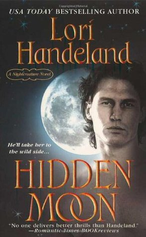 Hidden Moon (Nightcreature, #7)