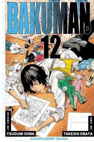 Bakuman, Volume 12 by Tsugumi Ohba