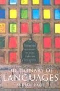 Dictionary of Languages by Andrew Dalby